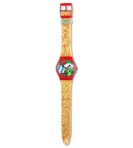 Reloj Swatch 1993 Collage Doré GR116.