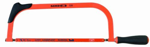 Bahco 320 BH320 Metallsägebogen 12 Zoll 300mm, Traditionell