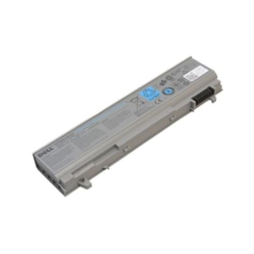 DELL 60Wh 6-Cell Battery Lithium-ION (Li-ION) 11.1V Batterie Rechargeable - Batteries Rechargeables (60 Wh, Lithium-ION (Li-ION), 11,1 V, 1 pièce(s))