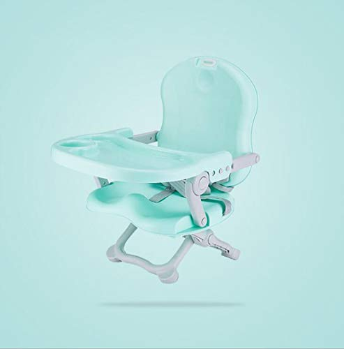 QKDSA Baby kinderstoel opvouwbare babytafel draagbare eetkamerstoel Voor leeftijd 6-72 maanden