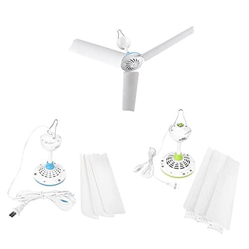 LXHY Ventilador de Techo 220V 15.7 a 41 Pulgadas Ventilador de Techo silencioso Mute Ventilador de Colgante eléctrico con Interruptor para Comedor Dormitorio de Cama de la casa para estrenar