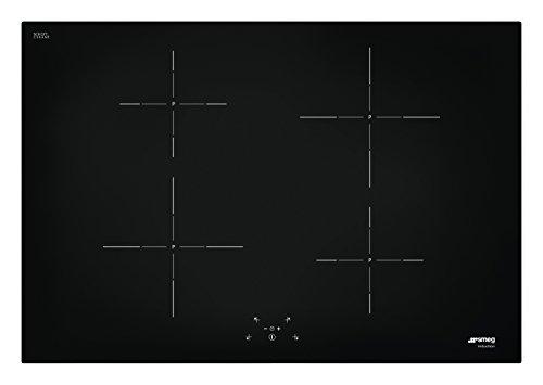 Smeg SI5741D piano cottura Nero Incasso A induzione