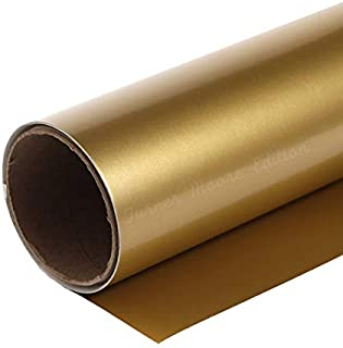 Gold Adhesive Vinyl Roll 12