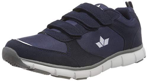 Lico Unisex-Erwachsene Lionel V Fitnessschuhe, Blau (Marine/Grau), 40 EU