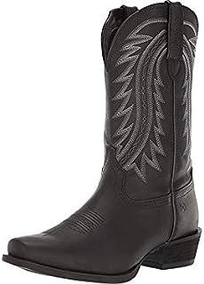 Durango Rebel Frontier Distressed Brown Western Boot