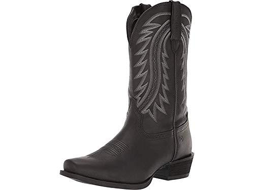 Durango Rebel Frontier Black Western Boot Size 7(M)