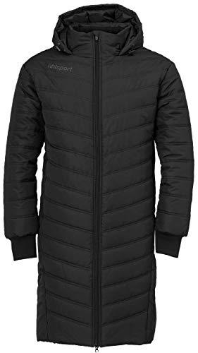 uhlsport Essential Winter Bench Jacke, Farbe:schwarz/Anthra, Größe:XXL