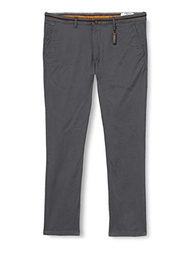 Springfield 1558064 Casual Pants, Gris, 42 Mens