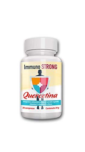 Immunostrong Multivitaminico integratore Immunostimolante - contenente - Vitamina D -… thumbnail