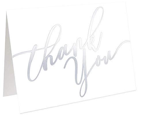 Dankeskarten mit Aufschrift