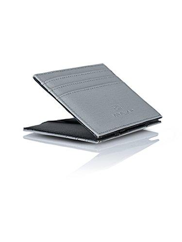 Vip Flap portemonnee voor kaarten Linea Gum Edition grijs