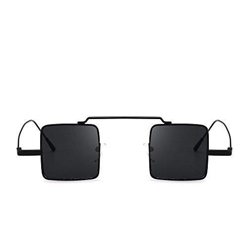 Leey Sonnenbrille UV400,Unisex Sommer Strand Pilotenbrille Mode Platz Sonnenbrille Brille Fliegerbrille Modern Sportbrille Ultra leicht Treiber Glasses UV-Schutz für Damen und Herren (B)