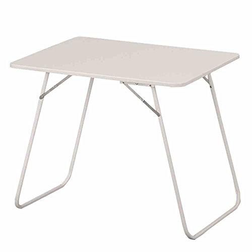MFG Tisch Campingtisch, 60 x 80 cm, weiß