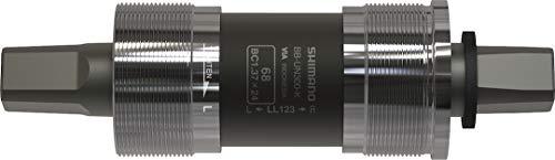 SHIMANO(シマノ) BB-UN300 ボトムブラケット(クランク取付ボルト付属) [68x127.5mm(D-EL)] EBBUN300B27B
