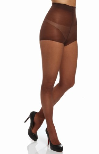 Donna Karan Hosiery The Nudes Control Top, Small, Tone B08