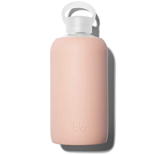 bkr, Naked,1 LITRO,Botella Cristal+Silicona