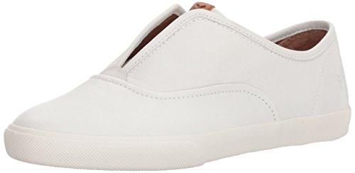 Frye Maya CVO Baskets à enfiler pour femme, Blanc (blanc), 39 EU