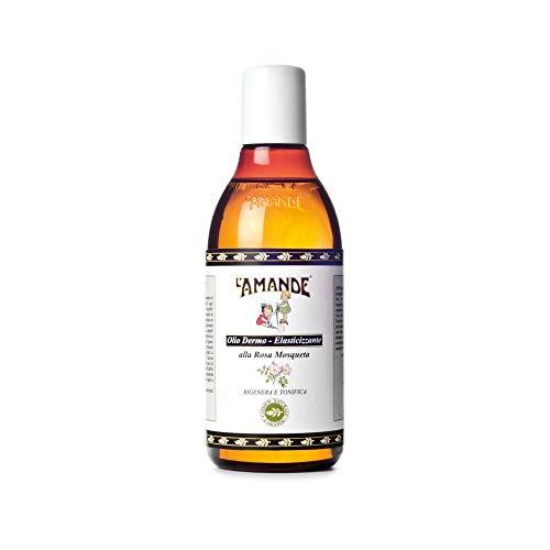 L'Amande Olio Dermo/Elasticizzante Alla Rosa Mosqueta - 250 ml