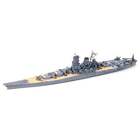 1/700 Japanese Battleship Yamato