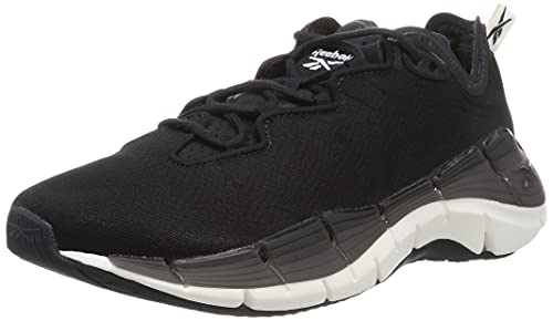 Reebok Zig Kinetica II Grow Calzado Deportivo Running para Hombre Color Night Black/Pure Grey/Chalk Talla 45