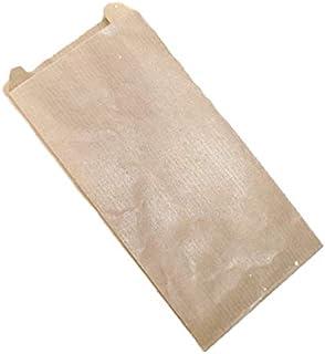 30 pezzi Sacchetti carta kraft, 8x15 centimetri, confettata, avana, bustine carta, sacchetti carta confetti, confettata, s...
