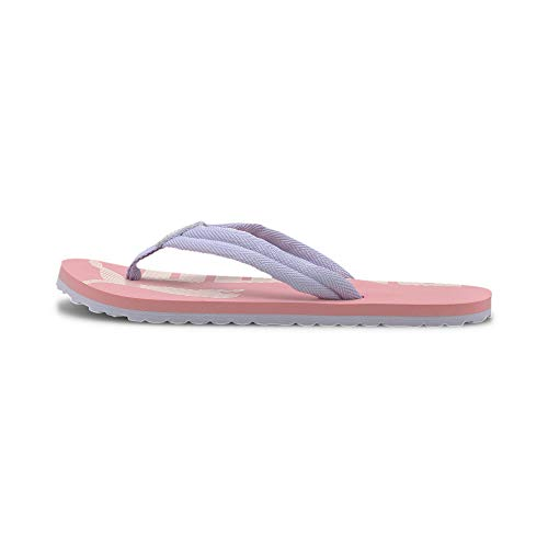 PUMA Epic Flip v2 Jr, Scarpe da Spiaggia e Piscina Unisex-Adulto, Rosa (Peony-Purple Heather), 37 EU