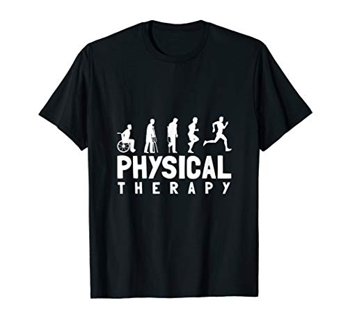 PTA Physical Therapist Gift Idea Physical Therapy T-Shirt