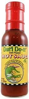 Dat'l Do It Pepper Sauce, 10oz. (Pack of 6)