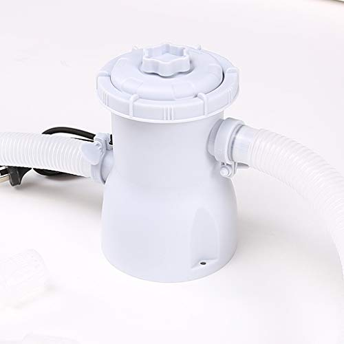XIAOY Pool Filter Pumpe Set, 220V Elektrische Schwimmbad Filter Pumpe, Schwimmbad Pumpe Und Filter Satz, Schwimmbad Pumpe