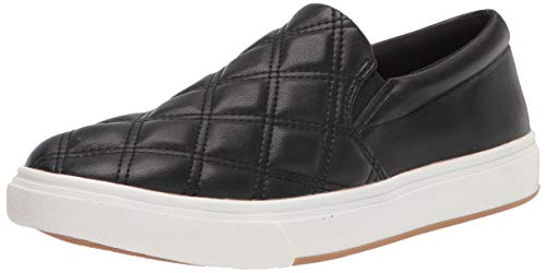 Steve Madden womens Coulter-q Sneaker, Black, 9.5 US