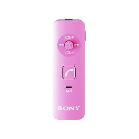 SONY ワイヤレスオーディオレシーバー Bluetooth対応 マイク付 ピンク DRC-BTN40/P