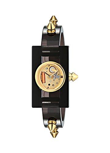 Gucci Reloj Analógico para Mujer de Cuarzo con Correa en Plstico YA14