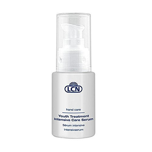 LCN Youth Treatment Sérum de soin intensif anti-âge (50 ml) – Sérum intensif à base de céramide, de bisabolol et de phytostérol