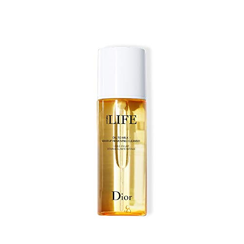 Christian Dior Hydra Life Oil to Milk Detergente Struccante, 200 ml