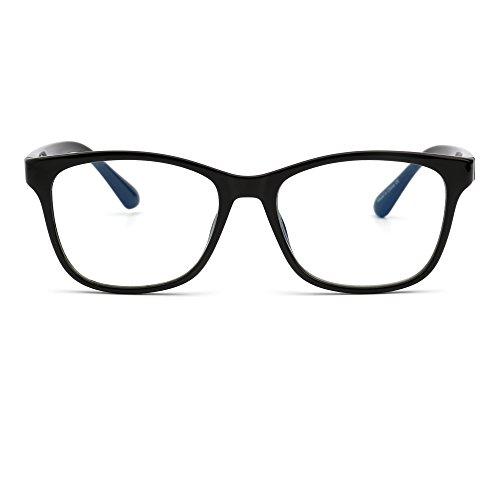 Blue Light Blocking Computer Glasses, Reduce Eye Strain Anti...