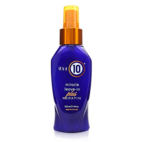 It's A 10 Miracle Its a 10 Haircare Miracle Leave In Plus Keratin, 120 ml