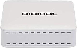 Digisol DG-GR1010 Ethernet Router, White