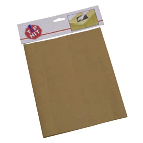 Flint Schleifpapier Set 6-teilig - je 2 x Körnung 80, 120, 180