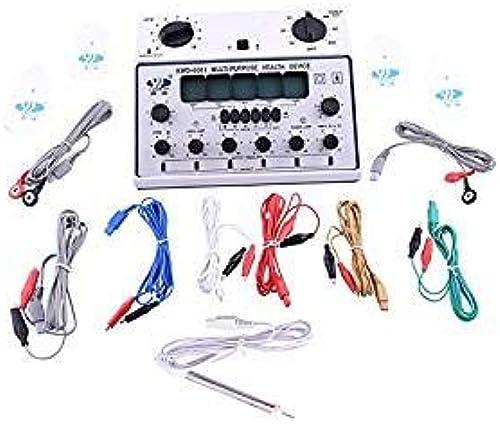 ACUPRESSURE INDIA KWD 808 Multipurpose 6 Channel Health Device Acupuncture Stimulator