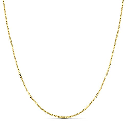 Cadena oro 18k maciza forzada 60 cm. 1.5 mm. 5.55 grs. [9500]