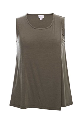 Boob - Top D'Allaitement Ilse 0348 Dusty Olive Taille S
