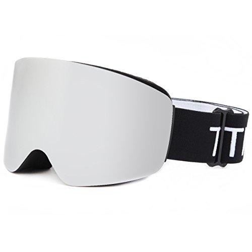 TTIO Cylindric Gafas esquí OTG Llevar Tus Gafas graduadas
