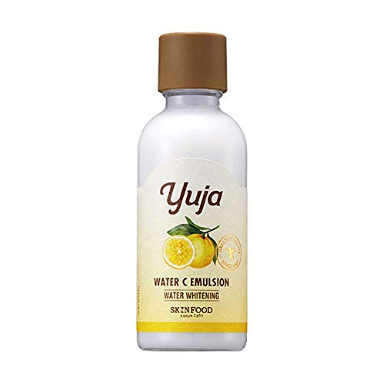 検出器地区既婚Skinfood Yuja Water Cエマルジョン/Yuja Water C Emulsion 160ml [並行輸入品]