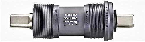 Shimano Altus BBUN100C23X - Jgo.Pedalier Un-100 Cuadrad., 73X122.5