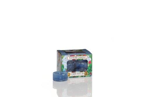 Yankee candle ® tea light candles-bougies chauffe-plat parfum garden sweet pea