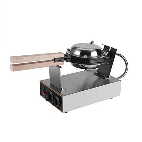 WLH 220V Elektrische Eierkuchen Backofen Puff Brotbackmaschine Edelstahl Küche Eierkuchenmaschine Für Badezimmer