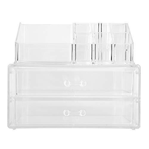 Transparente kosmetische Organizer, Make up Box, Make up Aufbewahrungsbox, Make up Skin Care Schublade Lagerung Lippenstift