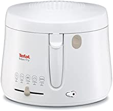 TEFAL MaxiFry, a compact deep fryer to made 1.2 kg of fried food - FF100073