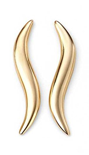 Elements Gold Ohrringe 9 Karat (375) Gelbgold GE2070