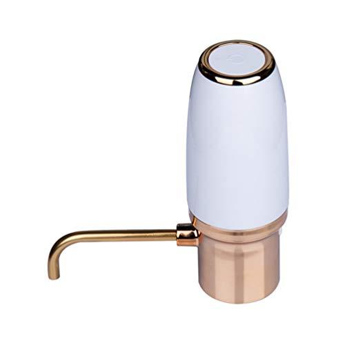 Hemoton 1 Juego de Aireador Eléctrico para Vino Dispensador Automático Inteligente de Filtros para Vino Decantador de Vino Accesorios para Vino Aireación para Los Amantes del Vino Champán